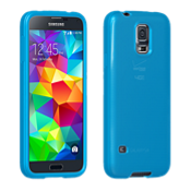 High Gloss Silicone Cover for Galaxy S 5