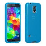 Verizon High Gloss Silicone Cover for Galaxy S 5