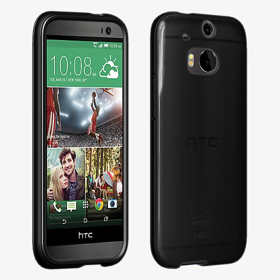 High Gloss Silicone Case for the all new HTC One (M8)