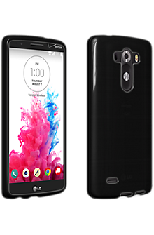 quality design 6afe8 a8f56 High Gloss Silicone Cover for LG G3