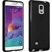 High Gloss Silicone Cover for Samsung Galaxy Note 4
