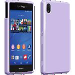 Verizon High Gloss Silicone Cover for Sony Xperia Z3v