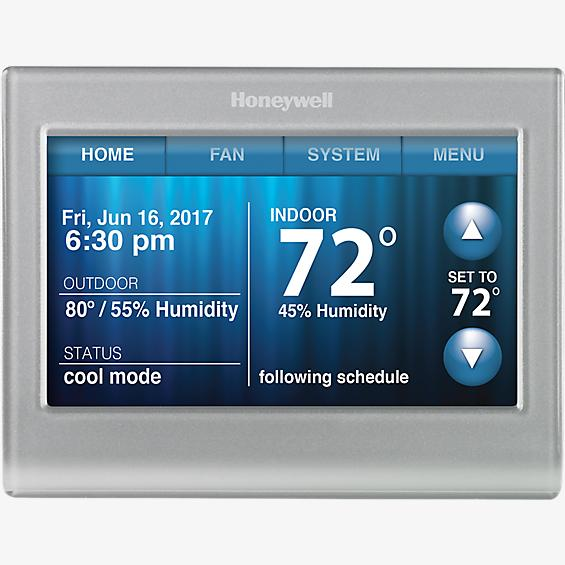 Wi-Fi Smart Thermostat - RTH9580