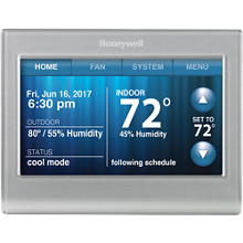 Honeywell Wi-Fi Smart Thermostat - RTH9580
