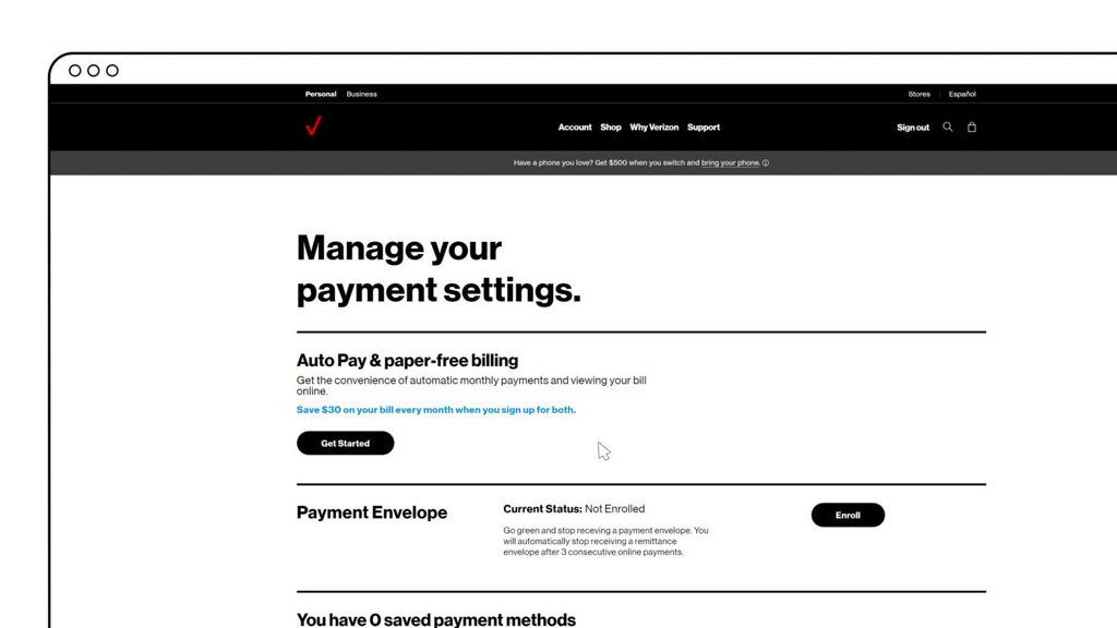 How to Set Up Auto Pay