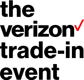 the verizon trade-in event