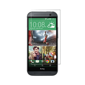 Tempered Glass Screen Protector for the all new HTC One (M8)