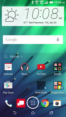 Email Setup on Your HTC Smartphone