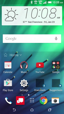How to Navigate Your HTC Smartphone