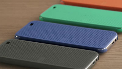 Features of the HTC Dot View™ Case