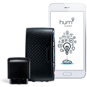 Hum<sup>&#43;</sup> by Verizon in Black