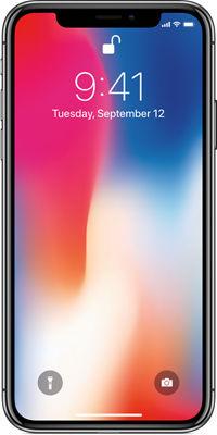 apple iphone x 256gb lte