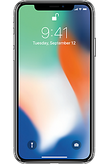 7b257f54b65dff Apple iPhone X 64GB, $0 Down, $37.49/m, Next Day Delivery