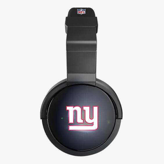 NFL Light Up Headphones - NY Giants