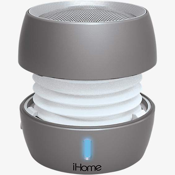 Bluetooth Rechargeable Color-Changing Speaker
