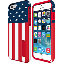 DualPro Prints for iPhone 6/6s - American Flag