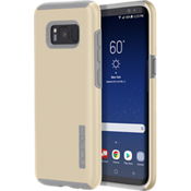 DualPro Case for Galaxy S8 - Champagne/Gray