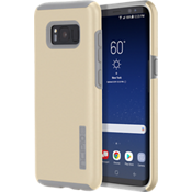 DualPro Case for Galaxy S8+ - Champagne/Gray