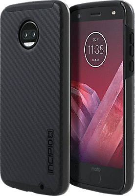 reputable site 7dfb3 d7f9b DualPro Case for moto z2 force edition