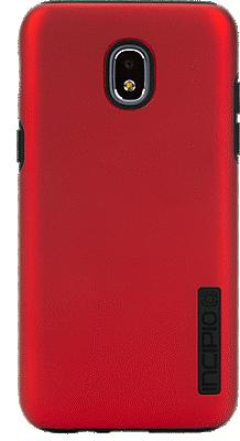 newest 595e0 07f7e DualPro Case for Galaxy 3rd Gen J3/J3V