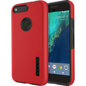 DualPro Case for Pixel - Iridescent Red/Black