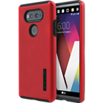 Incipio DualPro Case for V20 - Iridescent Red/Black