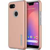 DualPro Case for Pixel 3 XL - Iridescent Rose Gold/Gray