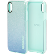 DualPro Glitter for iPhone X - Mint