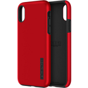 DualPro Case for iPhone X - Iridescent Red/Black