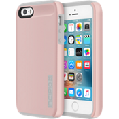 DualPro case for iPhone SE - Rose Gold/Gray