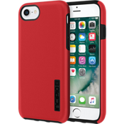 DualPro Case for iPhone 8/7/6s/6 - Iridescent Red/Black