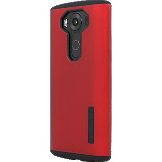 Incipio DualPro for LG V10 - Iridescent Red/Black