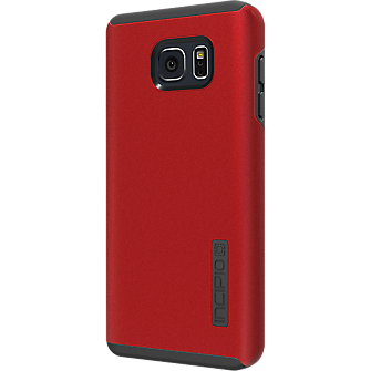 DualPro for Samsung Galaxy Note 5 - Metallic Red/Black