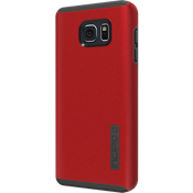 DualPro Case for Samsung Galaxy Note 5 - Metallic Red/Black