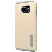 DualPro for Samsung Galaxy S 6 edge+ - Champagne/Gray