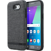 Esquire Series Case for Galaxy J3 Eclipse - Gray