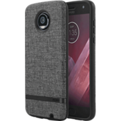 Esquire Series Case for Moto Z2 Play - Carnaby Gray