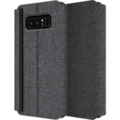 Esquire Series Folio Case for Galaxy Note8 - Gray