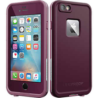 fre case for iPhone 6/6s - Crushed Purple