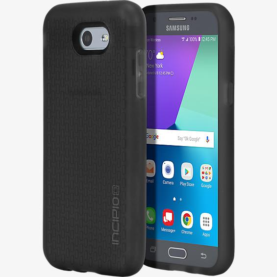 Haven Case for Galaxy J3 Eclipse - Black