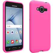 Matte Silicone Cover for Galaxy J3 V