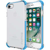 Reprieve [Sport] Case for iPhone 7 - Clear/Turquoise