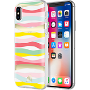 Oh Joy! X Incipio Protective Case for iPhone X - Multi Stripes
