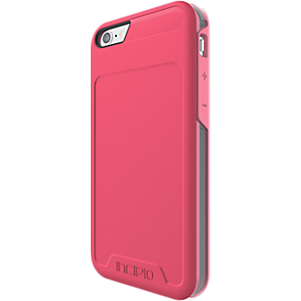 Incipio PERFORMANCE Series Level 5 for iPhone 6/6s- Coral/Gray