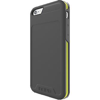 Incipio PERFORMANCE Series Level 5 for iPhone 6/6s- Gray/Yellow