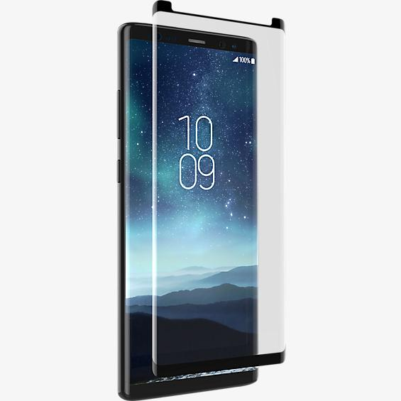InvisibleShield Glass Curve Screen Protector for Galaxy Note8