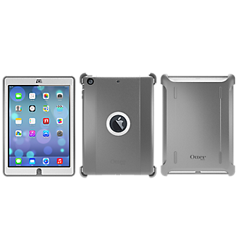 Otterbox Defender Series for iPad Air - White