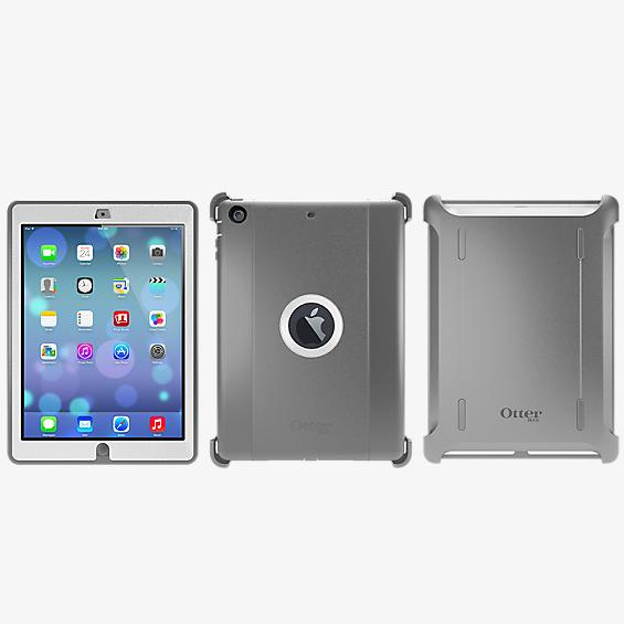 Defender Series for iPad Air - White