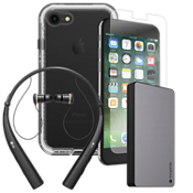 LifeProof NEXT Power, Protection & Headset Bundle for iPhone 8/7