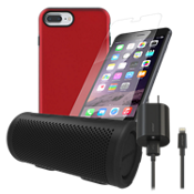 Incipio DualPro Power, Protection, & Stereo Bundle for iPhone 8 Plus/7 Plus